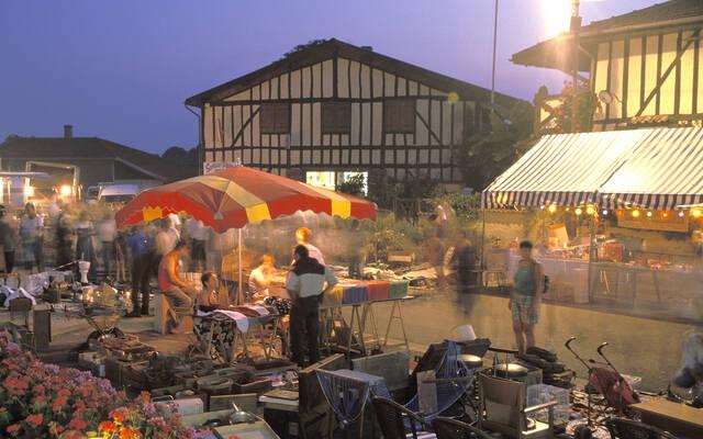 Des marchés nocturnes s'installent au Der