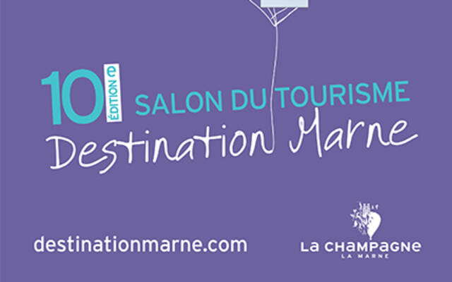 Du 1er au 4 Mars 2019, Salon Destination Marne
