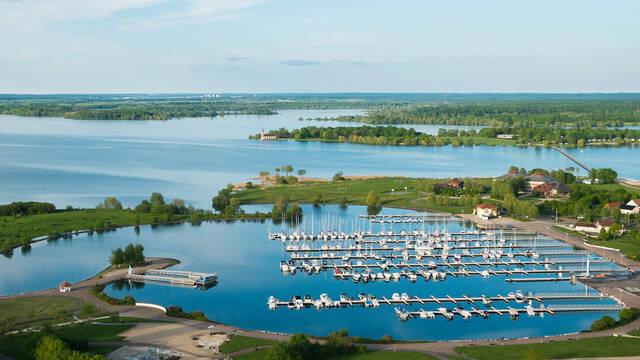 Le Lac du Der en Champagne - Détente et Nature