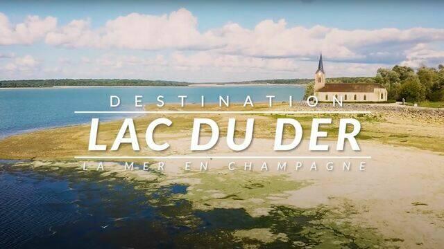 Destination Lac du Der en Champagne - Tourisme Haute-Marne