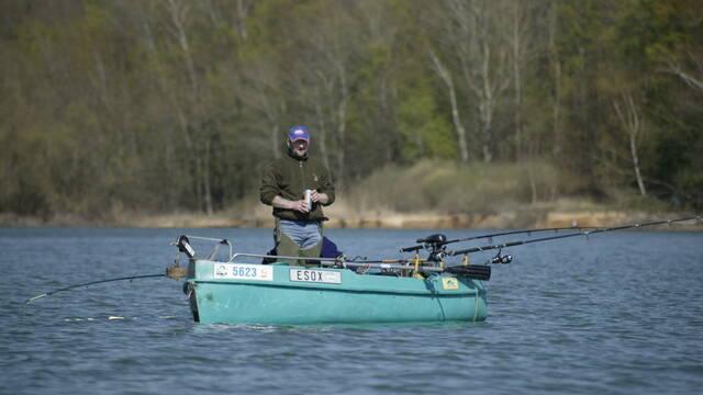 Pêcher au Lac du Der
