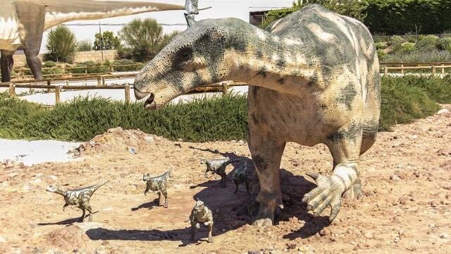 Un Dinosaure au Lac du Der !