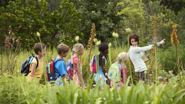 Visites Groupes Enfants au Lac du Der