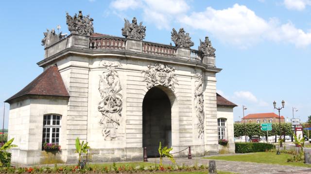 La Porte du Pont de Vitry-le-François
