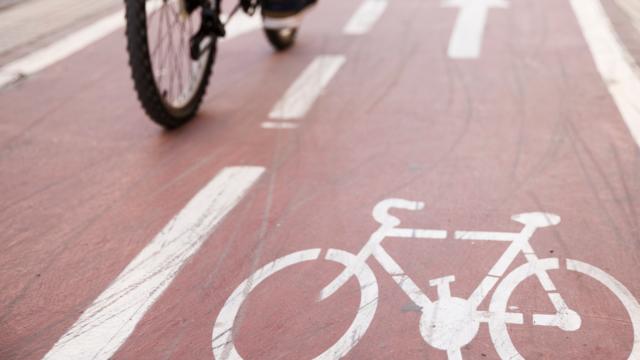 Pistes cyclables - Deutsch