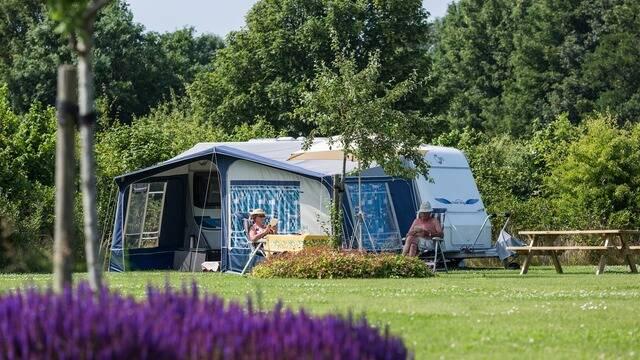 Les Campings près du lac