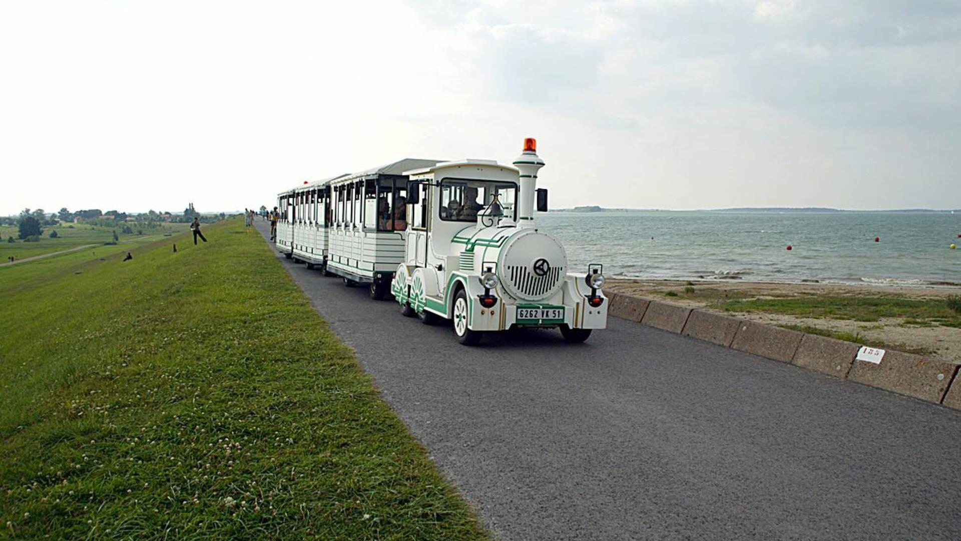 Train touristique Lac du Der