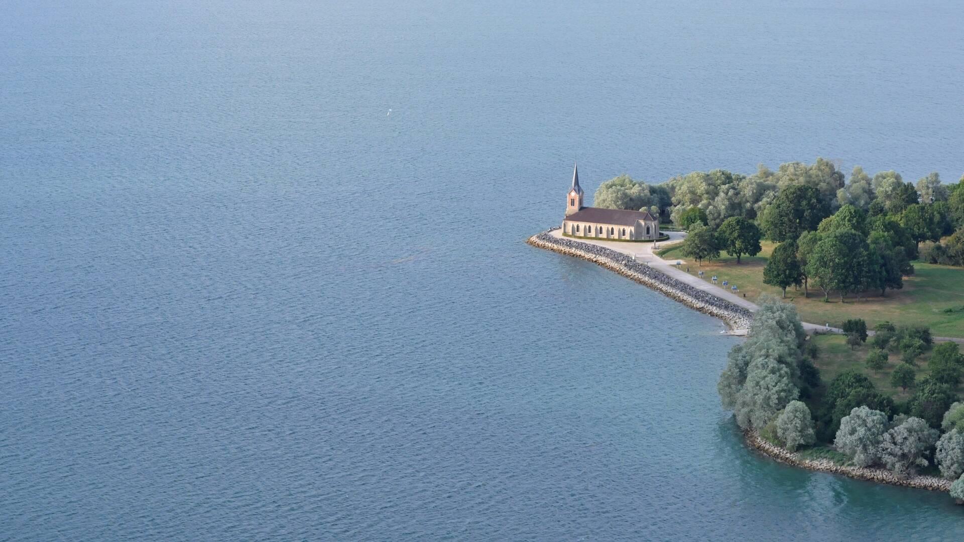 Pointe de la Presqu'île de Champaubert