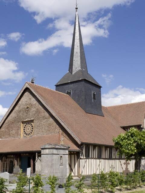 La Route des Eglises à pans de bois