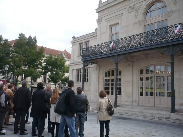 Visites Guidées - Deutsch