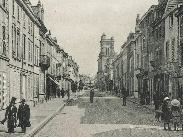 Vue de Vitry-le-François