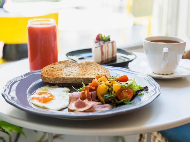 Hébergements & Restaurants - English