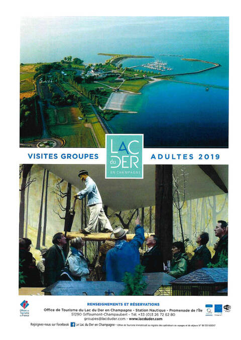 Brochure Groupes Adultes 2019