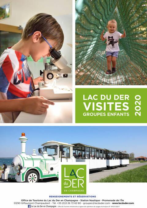 Brochure Groupe Enfants 2020