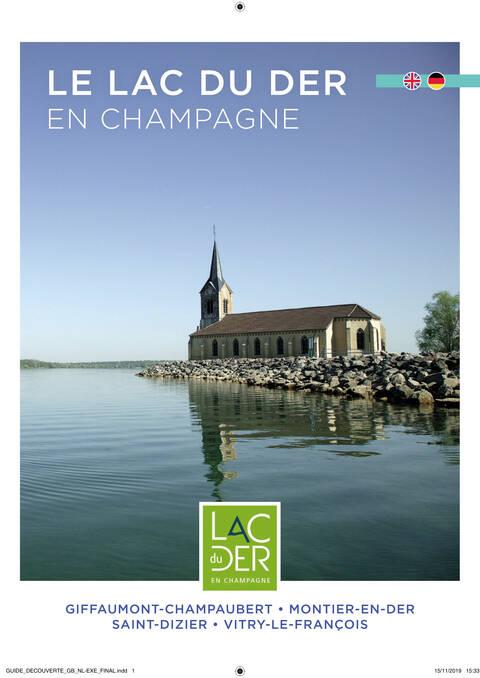 Entdeckung des Lac du Der in der Champagne