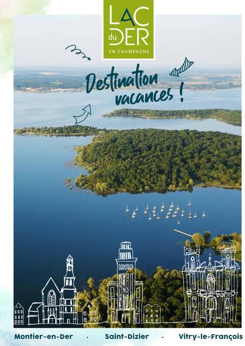 Le Magazine du Lac du Der en Champagne