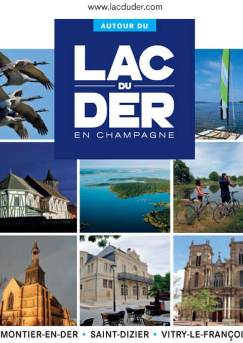Guide Accueil & Découverte du Lac du Der, Montier-en-Der, Saint-Dizier et Vitry-le-François