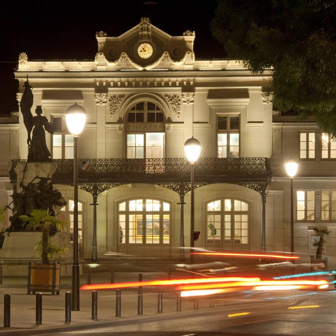 Théâtre de nuit