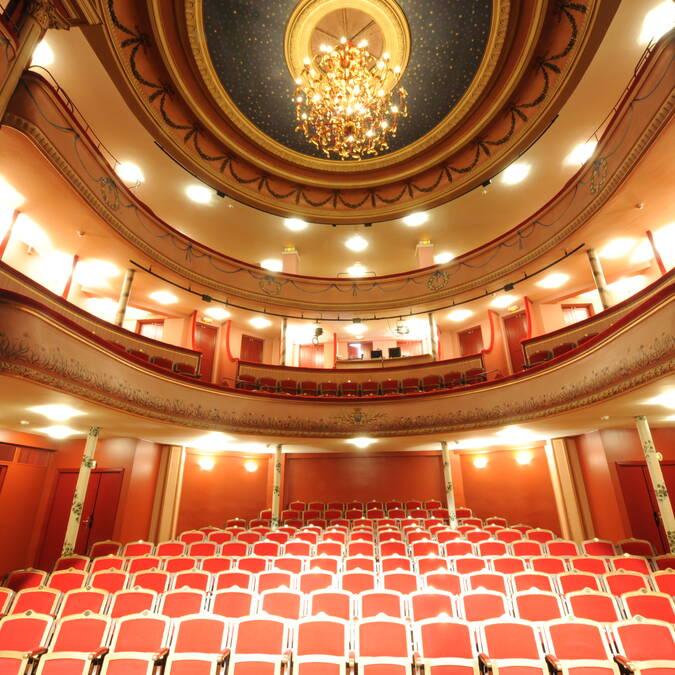 Intérieur du Théâtre